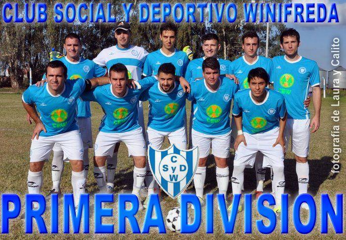 Derrota del Deportivo Winifreda en Doblas