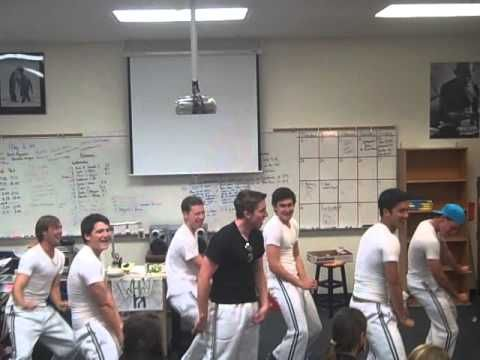 girl asked to prom backstreet boy style