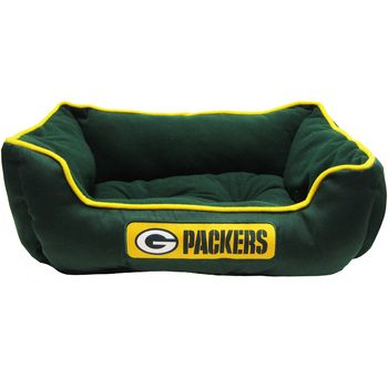 Green Bay Packers Pet Bed at the Packers Pro Shop http://www.packersproshop.com/sku/3201484030/