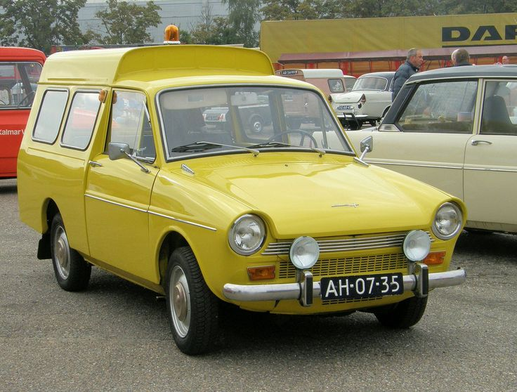 1972 - DAF 33 Combi -2