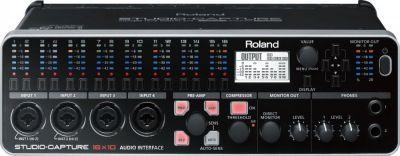 Roland - ROLAND Studio Capture UA-1610 - USB Ses Kartı