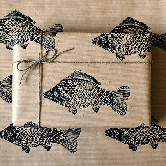 fish wrapping paper Product description our commercial wrapping paper will come to you rolled -- that means no.