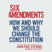 By the time of his retirement in June 2010, John Paul Stevens had become the second-longest-serving Justice in the history of the Supreme Court. Now he draws upon his more than three decades on the Court, during which he was involved with many of the defining decisions of the modern era, to offer a book like none other. Six Amendments is an absolutely unprecedented call to arms, detailing six specific ways in which the Constitution should be amended in order to protect our democracy and the…
