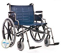 Invacare T4 Tracer IV Heavy Duty Manual Wheelchair