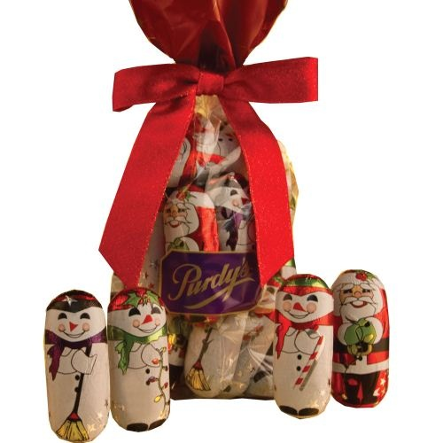 Purdys Chocolates - Christmas Chocolate Miniatures