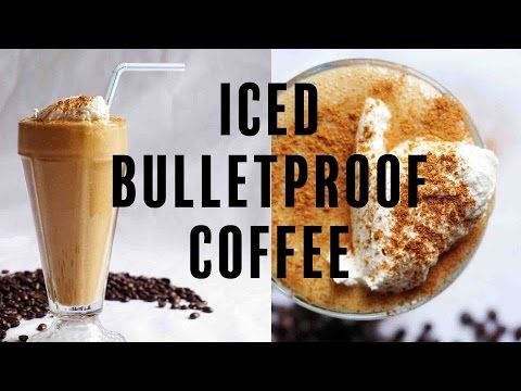Iced Keto Coffee - KetoConnect