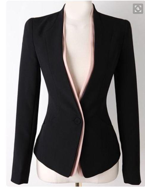 El rosado siempre sera un color combinable con negro