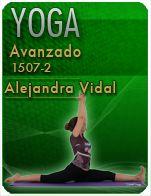 Video Clase YOGA INTERMEDIO CON ALEJANDRA #1507-2 http://blgs.co/1YmB8D