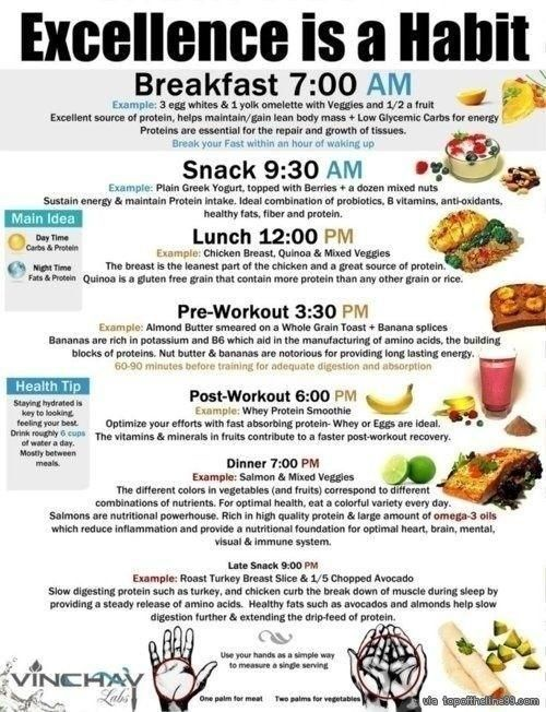 Healthy Habit For Daily Eating