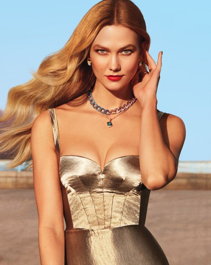 Карли Клосс (Karlie Kloss) в INSTYLE https://g-l-a-m.ru/archives/62132