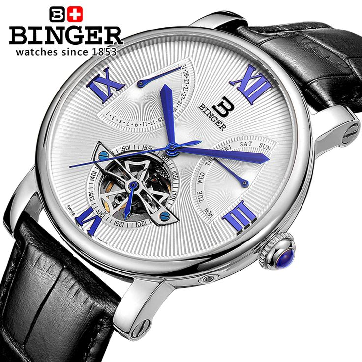 Find More Information about 2015 new product binger accusative case watch fully automatic mechanical watch male mens watch tourbillon table,High Quality watch android,China table number card holder Suppliers, Cheap table side from watches only on Aliexpress.com