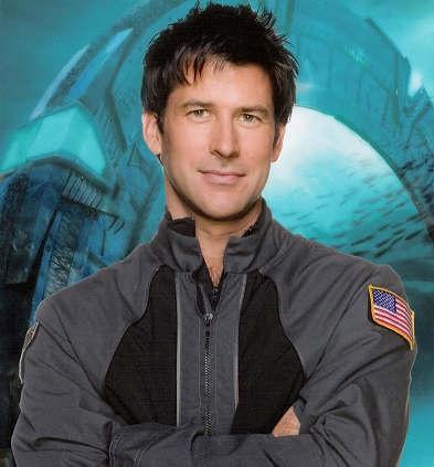 Major Sheppard, Stargate Atlantis