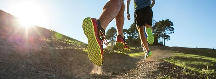 chaussures de running trail New Balance #running #footing #trail #newbalance
