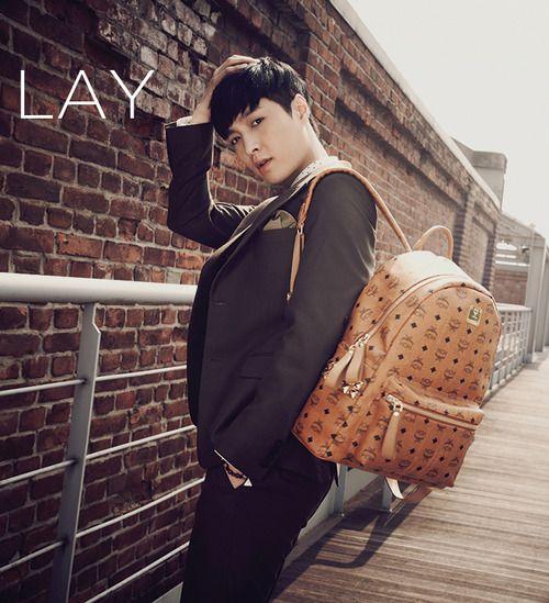 Lay - MCM F / W 2014