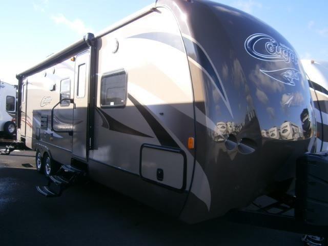 New 2015 Keystone Cougar 28RBS Travel Trailer For Sale - Camping World RV Sales - Syracuse