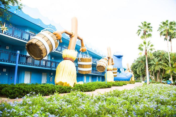 Disney's All Star Movies Resort   Disney World Value Resorts Orlando