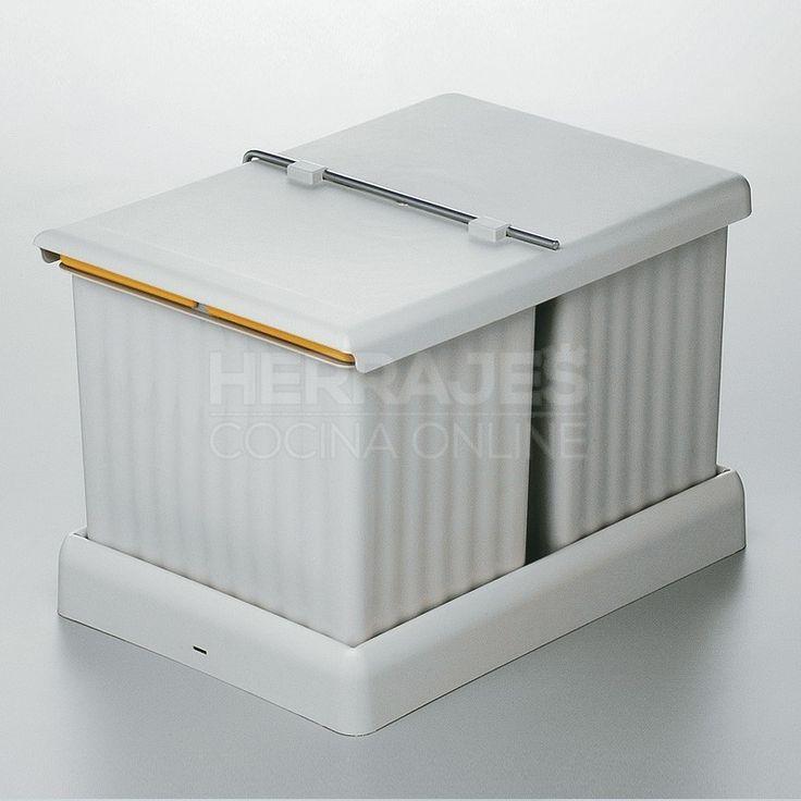 M s de 25 ideas incre bles sobre cubos reciclaje en - Cubos de basura para reciclar ...