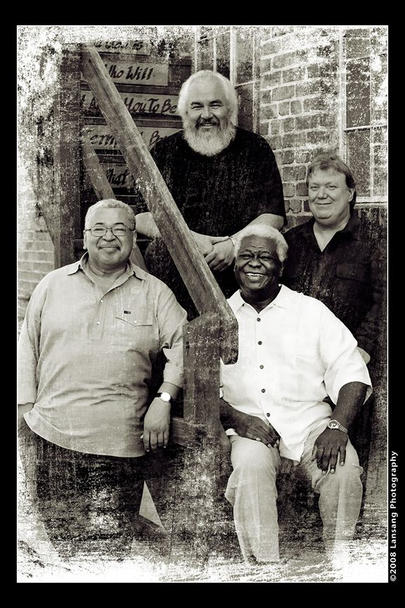 OPEN HANDS: Abraham Laboriel Snr, Justo Almario, Bill Maxwell, Greg Mathieson make up this veteran jazz band of musicians that ooze intuition.