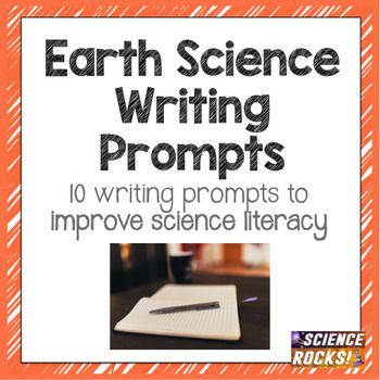 6 Writing Prompts to Jumpstart Your Science Class