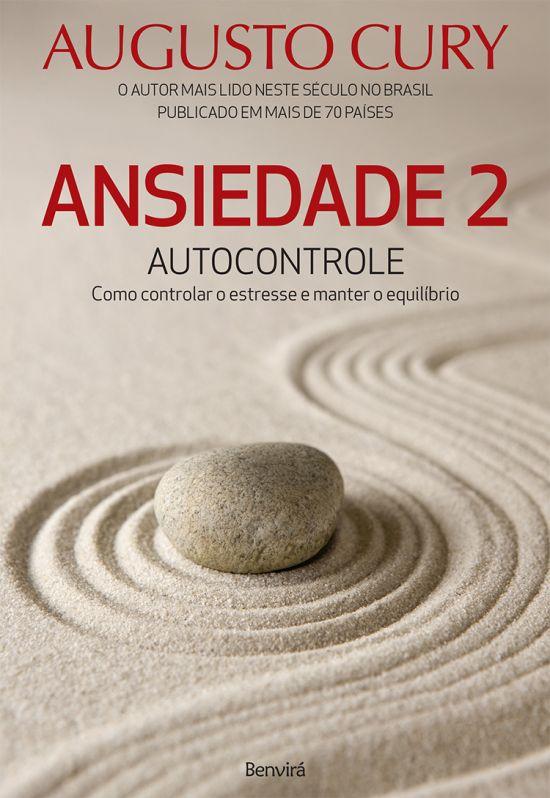 """Em """"Ansiedade 2 - Autocontrole"""", o psiquiatra e psicoterapeuta Augusto Cury revela os segredos para gerenciar o estresse e desenvolver o autocontrole, essencial para uma vida emocional saudável e plena. Além disso, apresenta a diferença entre ansiedade e estresse e ressalta..."""