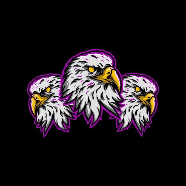 Aguila Cabeza Esport Gaming Mascota Logo Logo Icons Iconos De Cabeza Iconos De Aguila Png Y Vector Para Descargar Gratis Pngtree Logo Hewan Hewan Gambar Anime