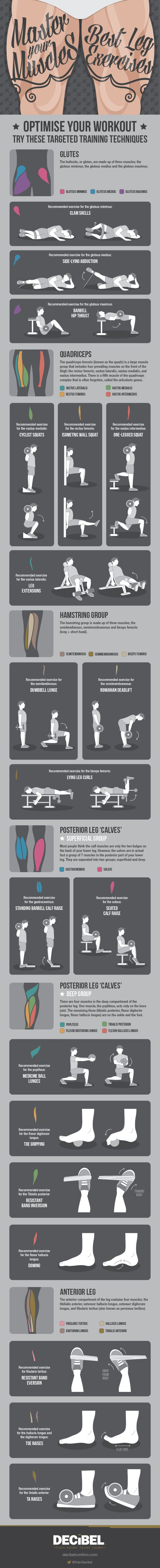 Never skip leg day again with our detailed leg strengthening guide. Master your muscles!