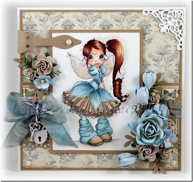 Whispy a fairy