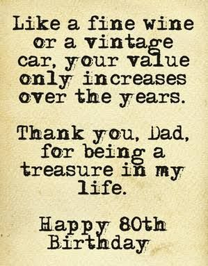 Image result for 80th birthday quotes
