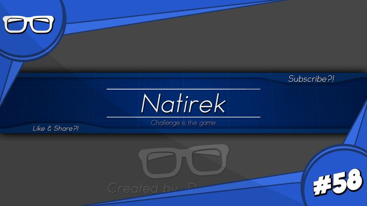 SpeedART #58 | Baner dla Natirek [1080p]