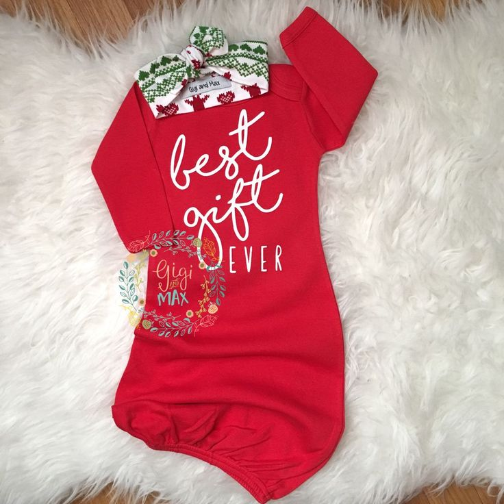 Gown Red Best Gift Ever