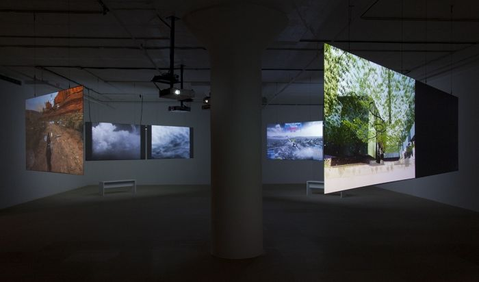Harun Farocki Greene Naftali, New York September 2014