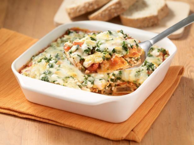 Get Chef Boyardee® Ravioli Lasagna Recipe from Food Network