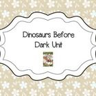 This pack goes with the Magic Tree House Book Dinosaurs Before Dark. It contains: *Questions for each chapter *Venn Diagram *3 Story Element Graphi...