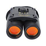 Pictek Small Binoculars 8x21 Optical Telescope Compact Binoculars Kid Binoculars With Wide Angle for Child Outdoor Birding Camping Golf Finishing Traveling Sightseeing etc