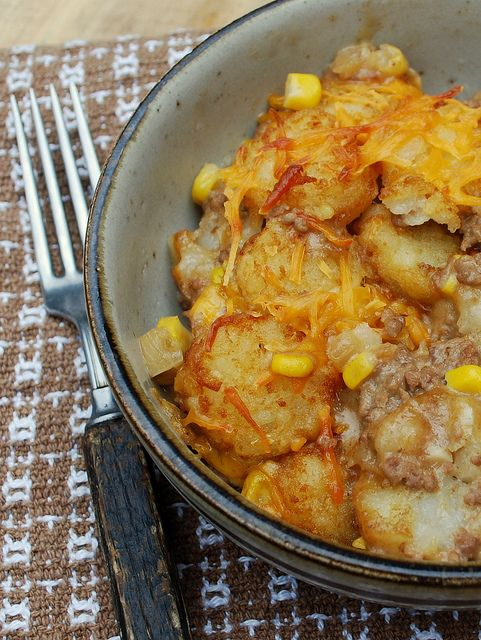 Cowboy Casserole This stuff is DELICIOUS!