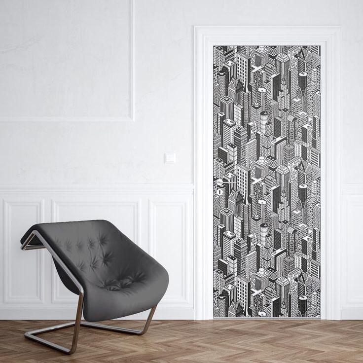 Deursticker SC Heerenveen | Een deursticker is precies wat zo'n saaie deur nodig heeft! YouPri biedt deurstickers zowel mat als glanzend aan en ze zijn allemaal weerbestendig! Verkrijgbaar in verschillende afmetingen.   #deurstickers #deursticker #sticker #stickers #interieur #interieurprint #interieurdesign #foto #afbeelding #design #diy #weerbestendig #zwartwit #zwart #stad #steden #patroon #illustratie