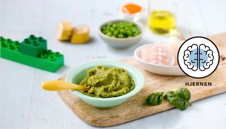 Barnas grønne fiskegryte med torsk er enkel å lage, og har en søt og fyldig smak som barn liker. I tillegg inneholder den masse antioksidanter, kalium og vitamin C og D.