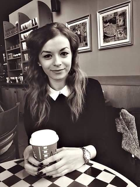 Lovely day at Starbucks, Cluj Napoca! :)