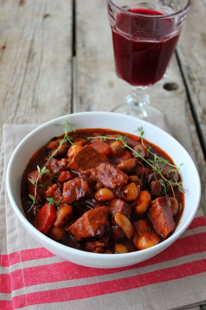 boeuf bourginon from julie and julia