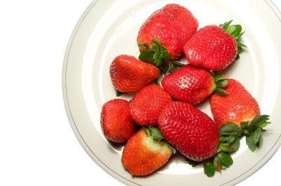 Strawberry Vinaigrette    in Condiment HCG Diet Recipes, HCG Phase 2 Recipes