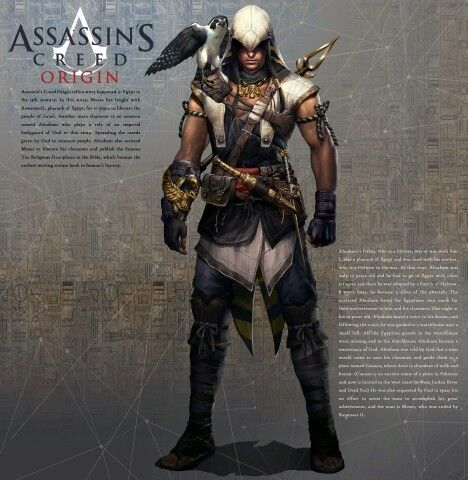"The new Assassin's Creed game will take place in Ancient Egypt an will be titled ""Assassin's Creed: Empire"". Set for 2017"