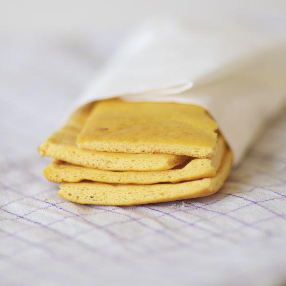 Sandwich Brød af søde kartofler - LCHF