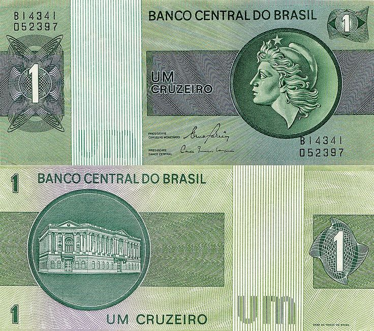 Brasile 1 Cruzeiro (1980)