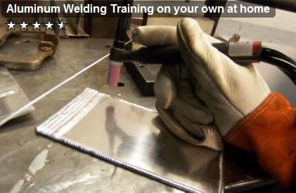 The best Aluminum Welding Training you can get on your own - How to Get better at Tig Welding