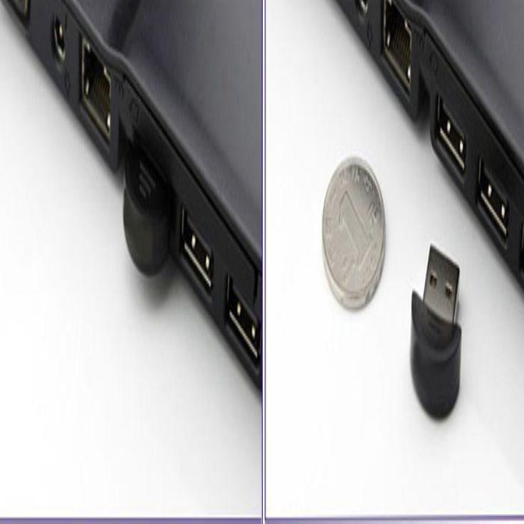Mosunx avanzada mini usb bluetooth dongle adaptador para pc portátil win xp win7 8 iphone 4gs 5gs 1 unidades