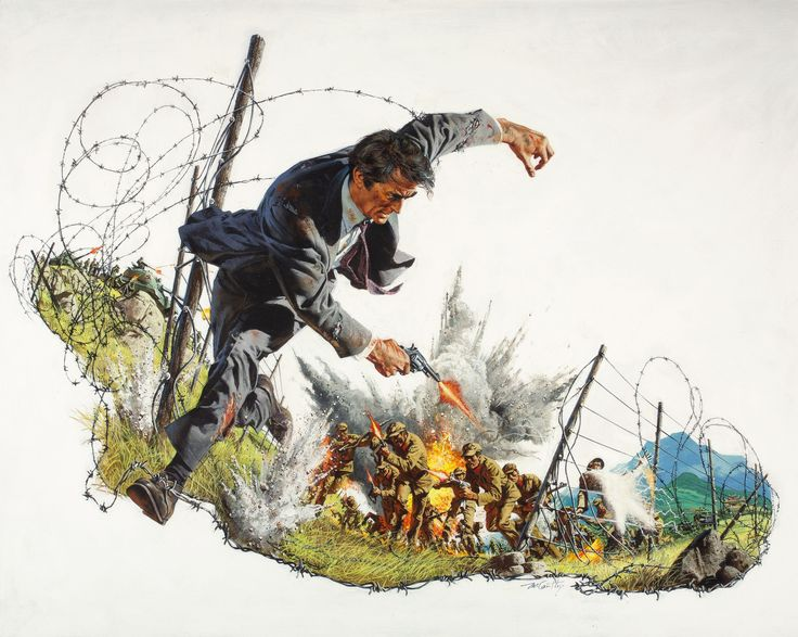 51 best images about Frank McCarthy on Pinterest ...