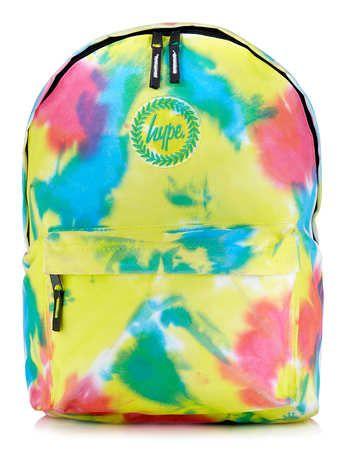 Hype Tie Dye Backpack*