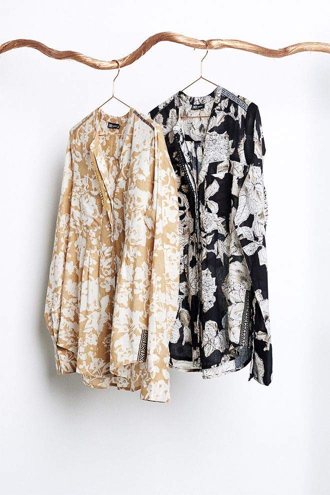 Morning Glow   Fall collection   Blouse   Print   Photography