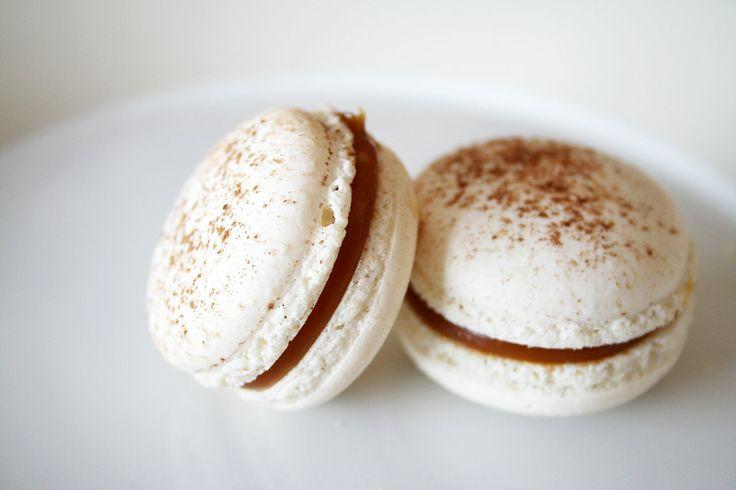Recipe: Salted Caramel Macaron