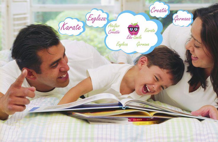 Facebook Banner Design - Edu-Smile - CoMas Advertising